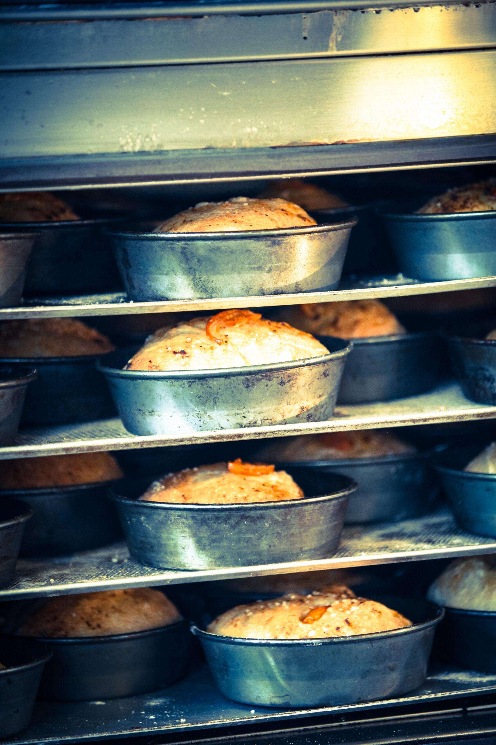 Broodbode altijd vers