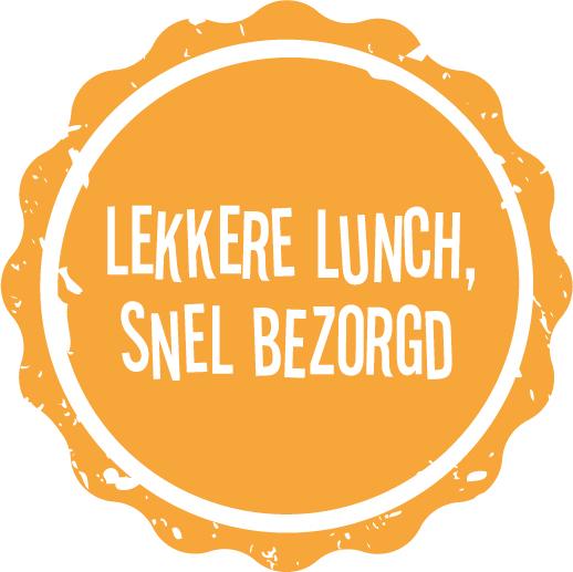 Lunch bezorgen